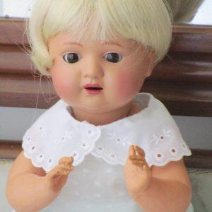 Bebè cel·luloide Schutz Marke Germany  36/40