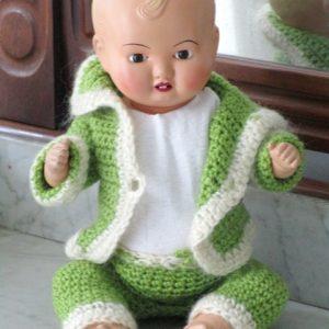 Nino Bebé Cel.luloide ICSA