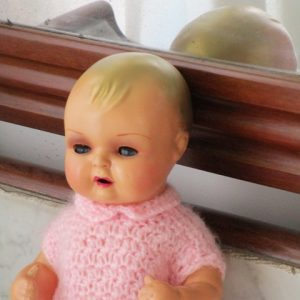Baby celluloide ICSA little Doll