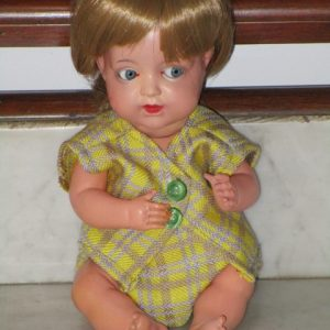 Celluloid Schutz Marke 26/28 Doll