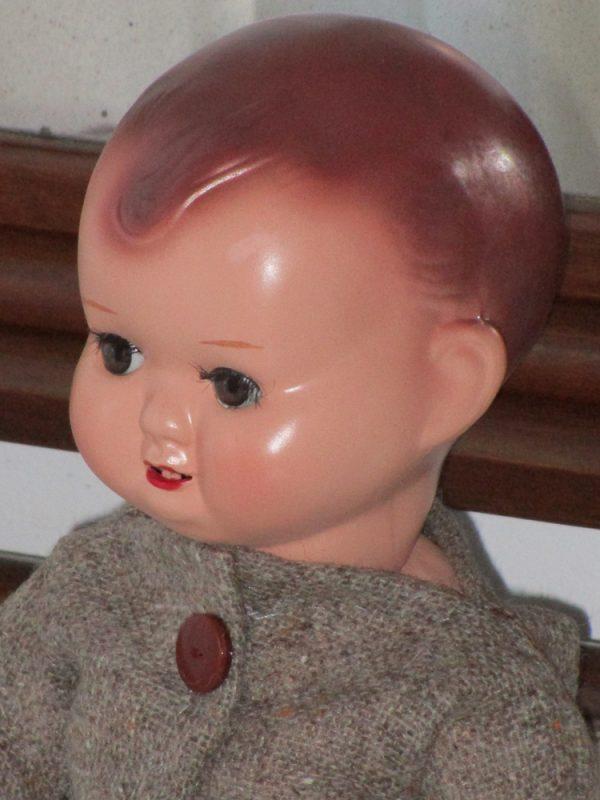 Celluloid doll schildkrÖt