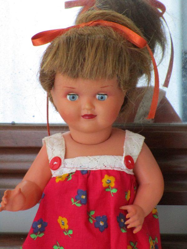 Celluloid doll