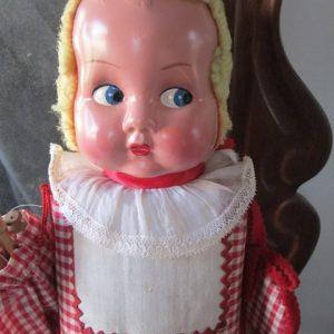 Bobbin Cushion Doll