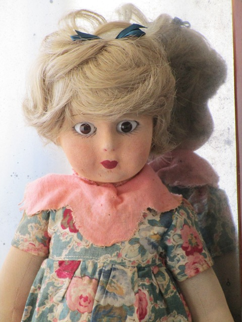 Crystal eyes clothes doll