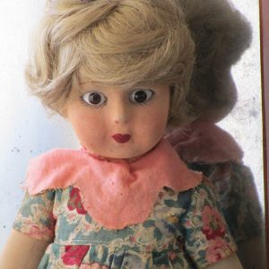 1920s clothing doll