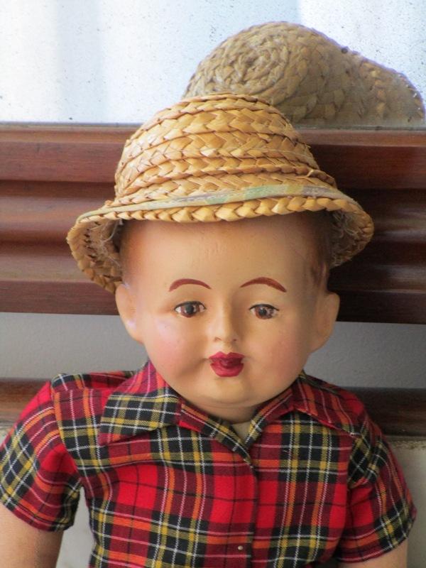 Farmer's doll
