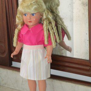Schildkrot-tortuga doll 50/56