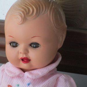 Pepin papier-mache doll