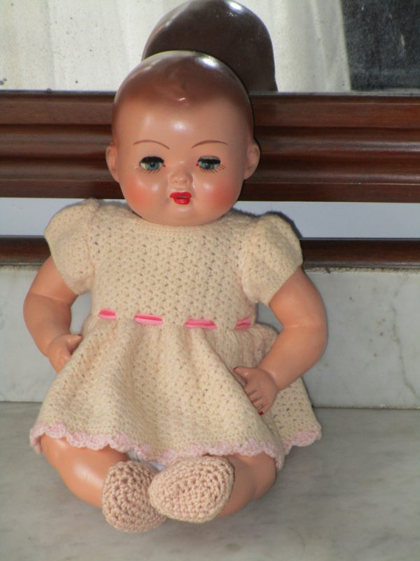 Spanish doll marked b3