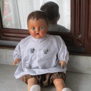 American composition doll