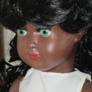 Celluloid doll named linda carla