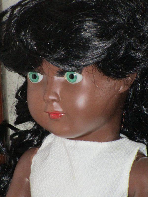 Celluloid doll named linda carla