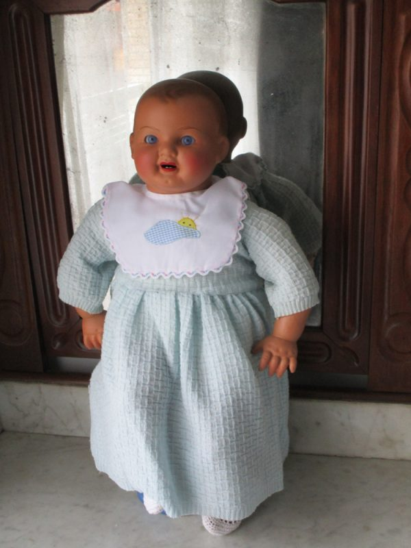 Spanish baby of the 1940s