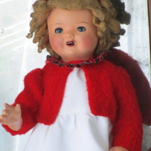 Big Papier-Maché Doll
