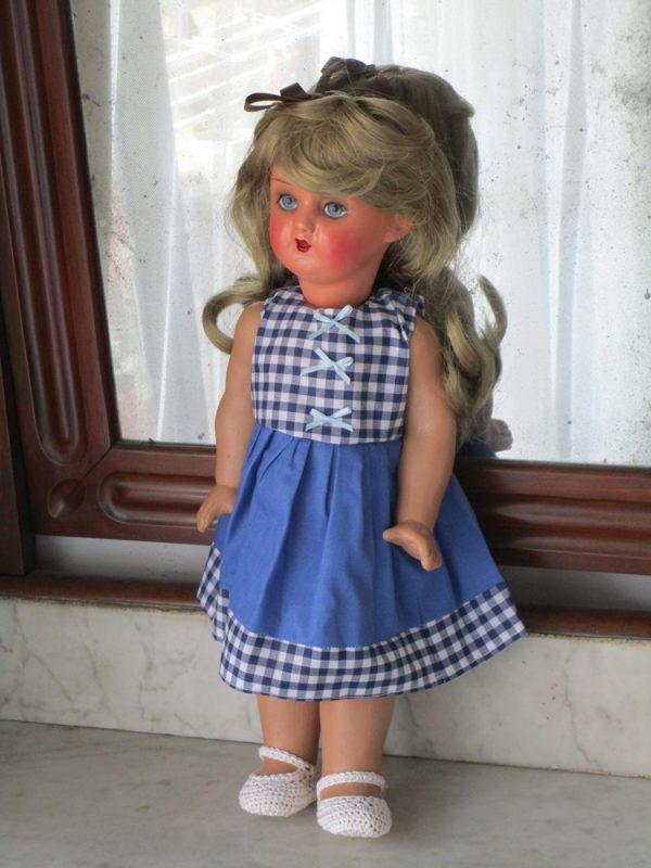 Spanish doll 1950s