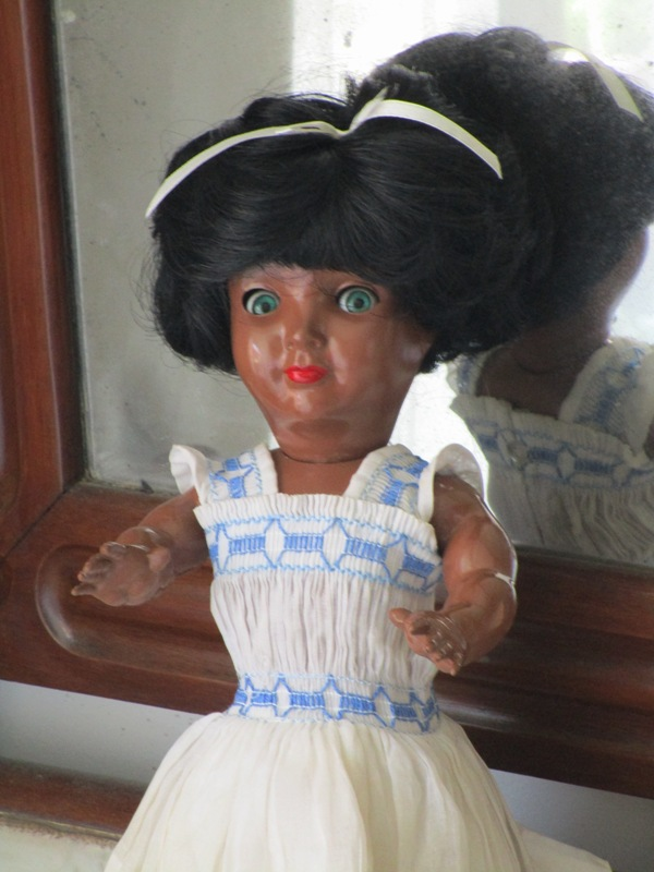 Celluloid maryolin icsa doll