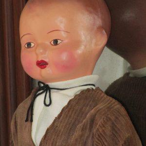 Regional dress doll