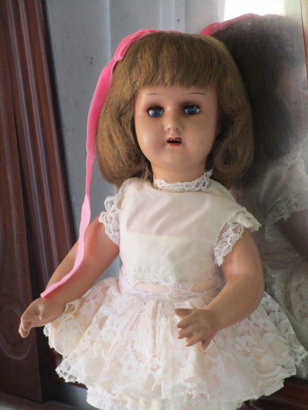 Spanish walking doll