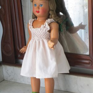 Athena italian celluloid doll