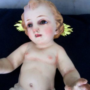 Little baby jesus of olot