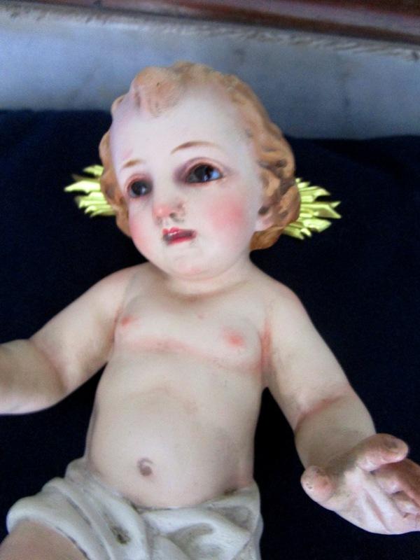 Little baby jesus of olot