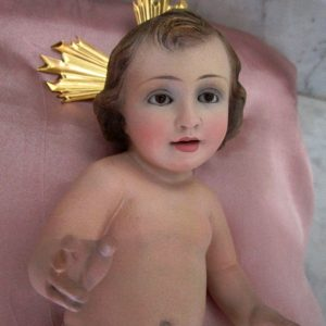 Baby jesus from olot