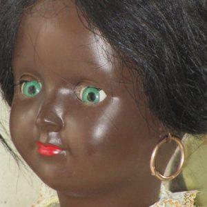 Linda Carla Black ICSA Doll