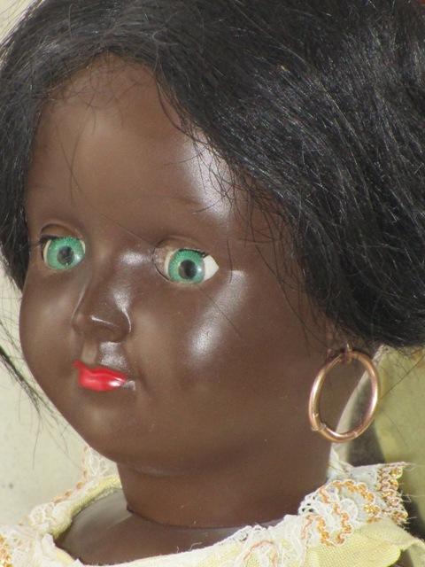 Linda Carla negra de ICSA