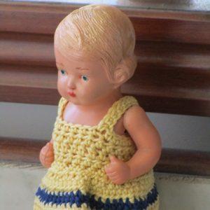 Muñeca pequeña Agustí parra
