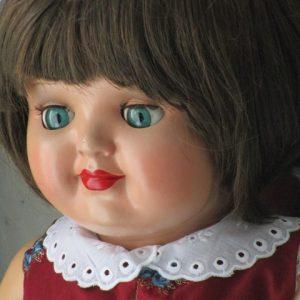 Celluloid Mariola ICSA Doll
