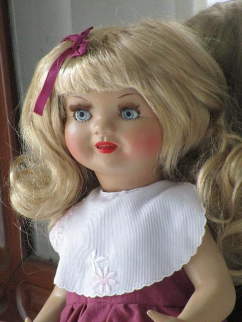 Celluloid ICSA Doll