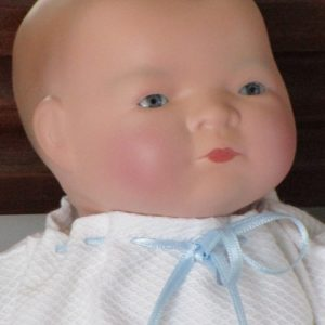 Antique Bebé bisque called Baby-Lo