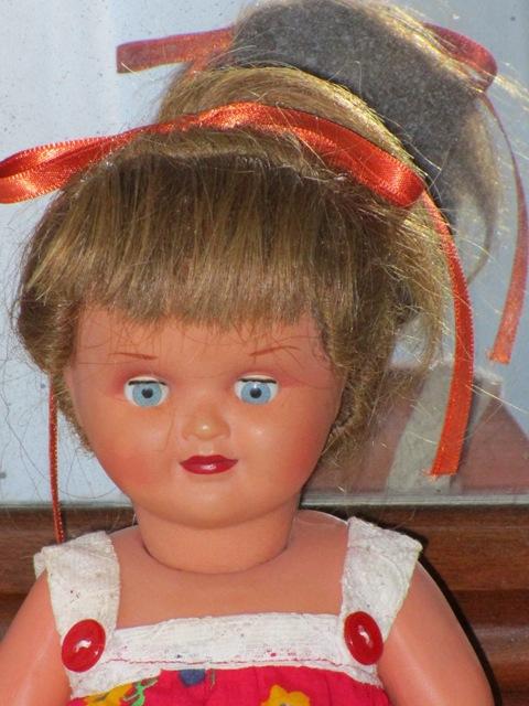 Merceditas ICSA little Doll