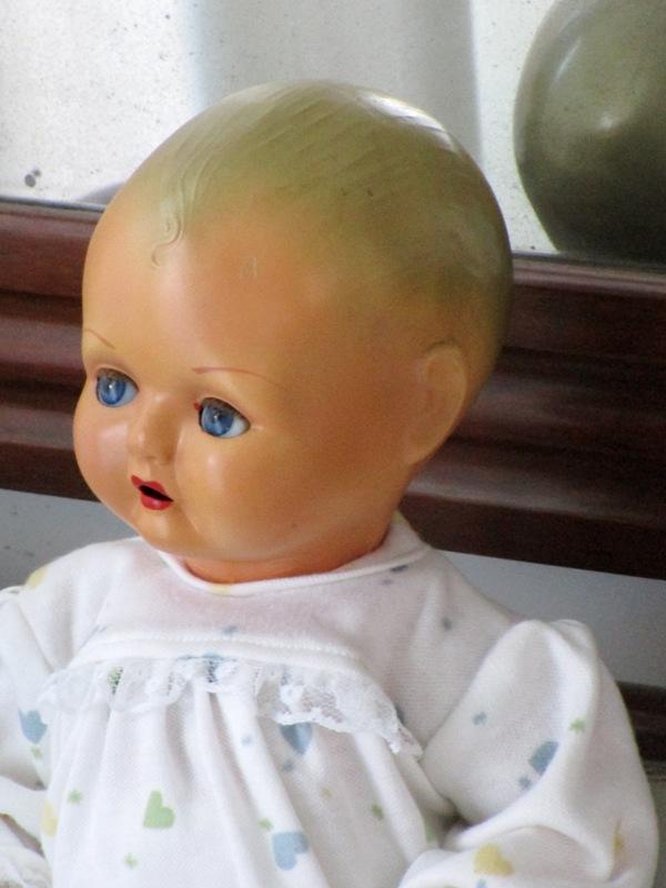 muñeca bebe celuloide icsa