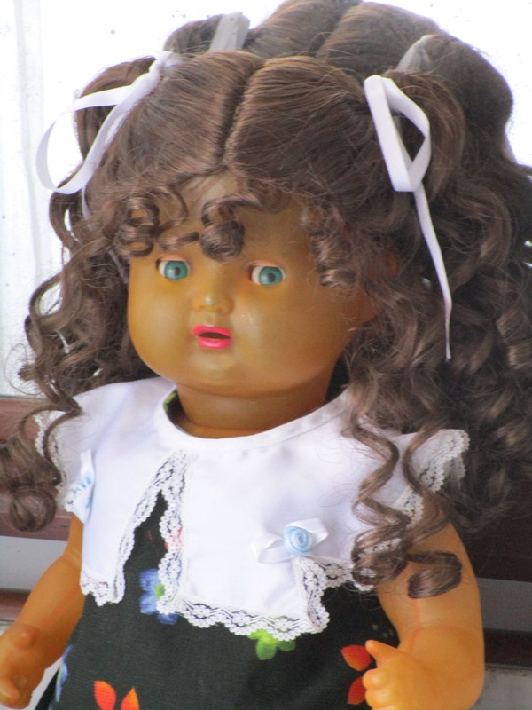 Doll Celluloid Luisita of IC-SA