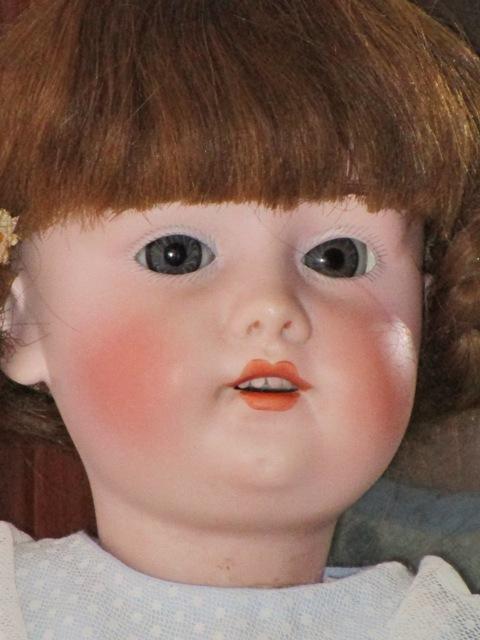 Antique Doll Bisque marked Gebrüder Kuhnlenz nº 133-20