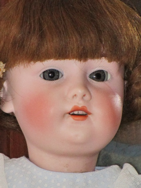 muñeca biscuit marca kuhnlenz