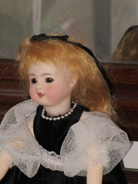 Antique Small Doll bisque