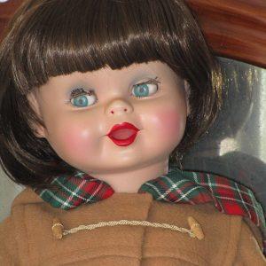 muñeca celuloide guendalina famosa