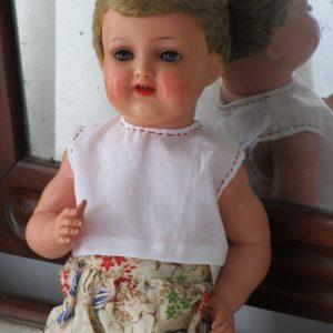 Antique celluloid Doll  Kammer & Reinhardt nº 4