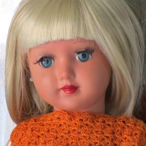 Sirenita doll of IC-SA