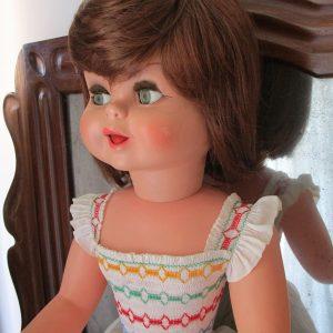 muñeca española celuloide guendalina famosa