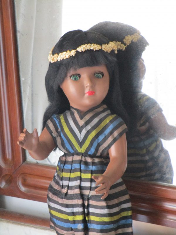 Doll Celluloid Linda Carla