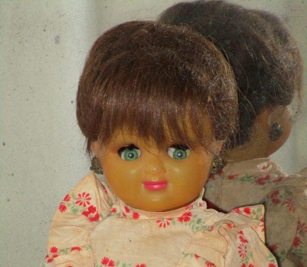 Little Doll celluloid Merceditas IC-SA