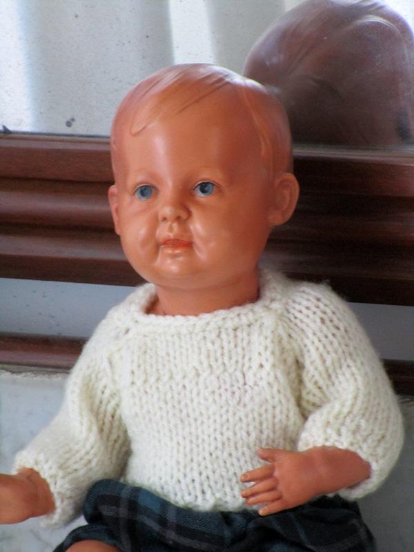 Antique Doll Celluloid Schildkröt nº35