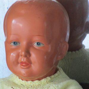 Bebe de Cel.luloide Schildkrot Germany nº55