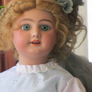 Antique Doll walker bisque marked DEP