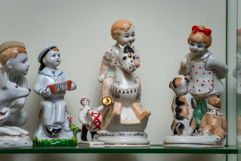 Porcelain Objects Restoration