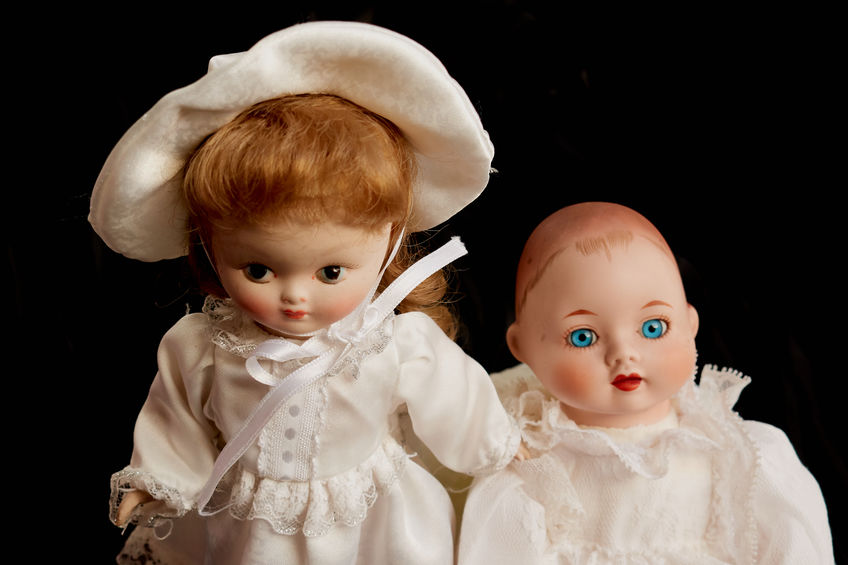 Dolls Hospital and restauration