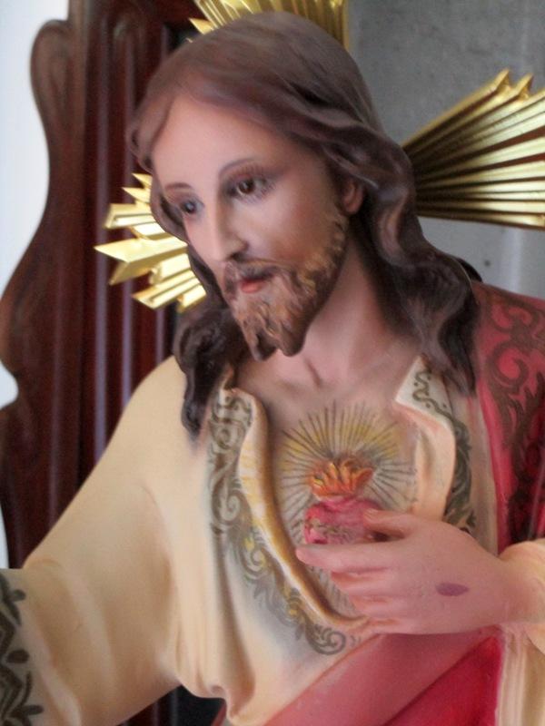 Imagen del sagrado corazón de nuestro señor jesucristo